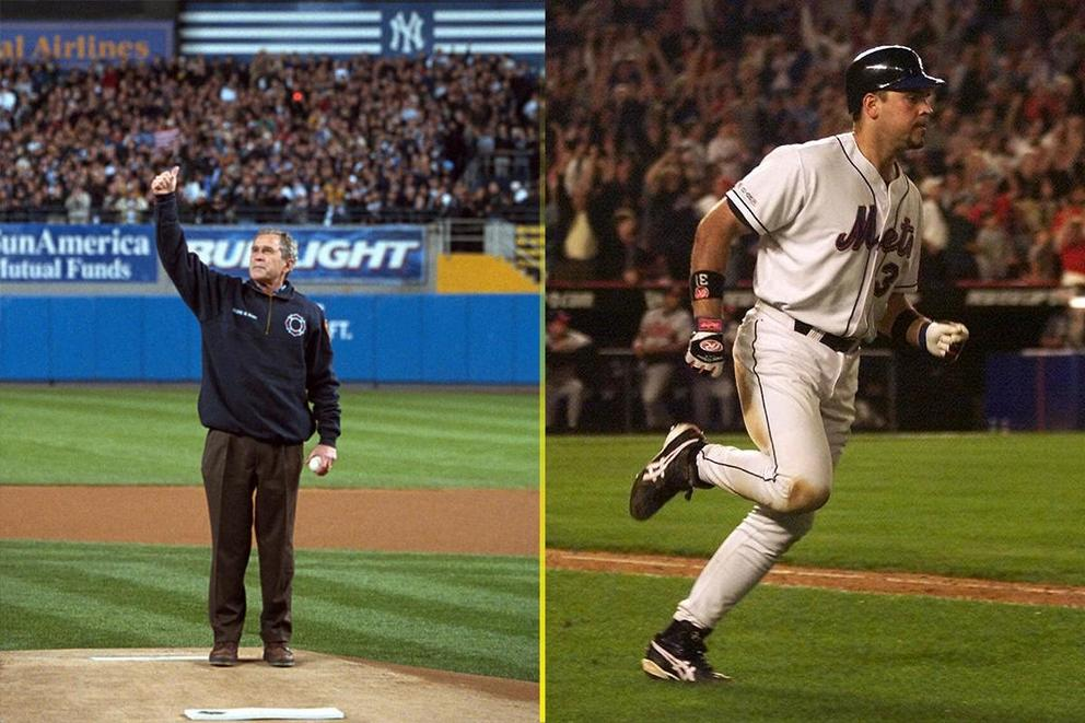 What was the best post-9/11 baseball moment?