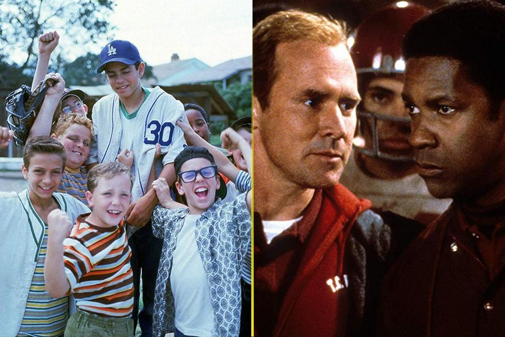 Greatest sports movie of all time: 'The Sandlot' or 'Remember the Titans'?