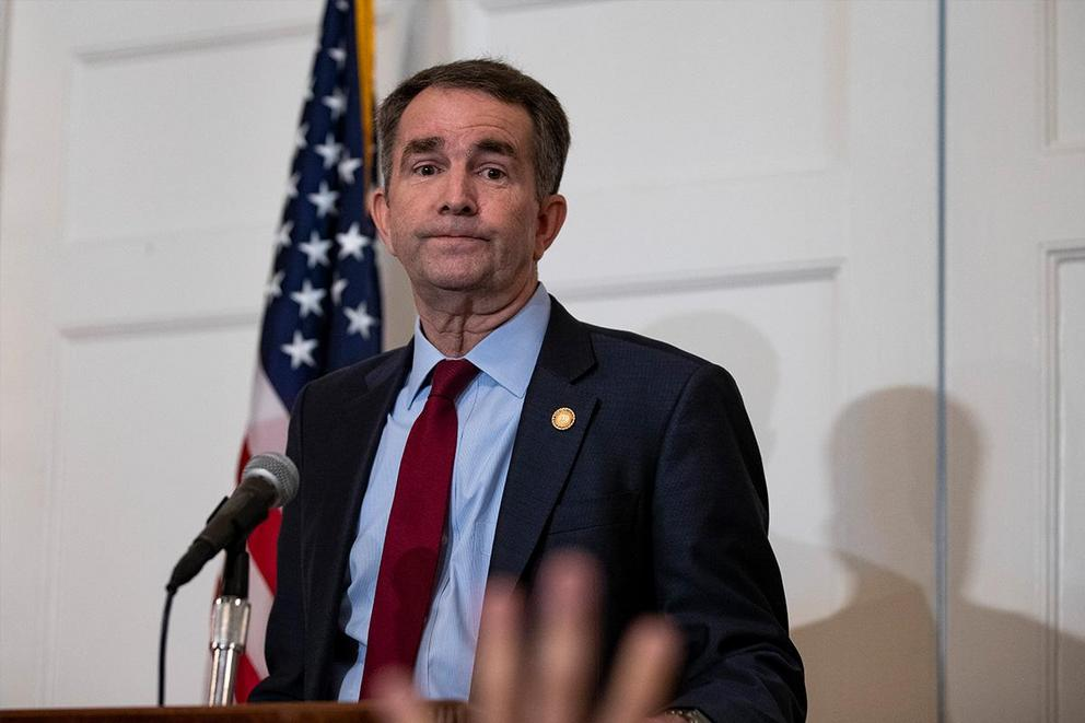 Should Ralph Northam resign?