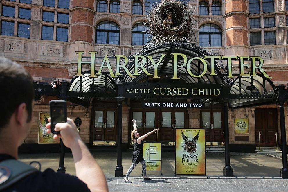 Is 'Harry Potter and the Cursed Child' running time too long?