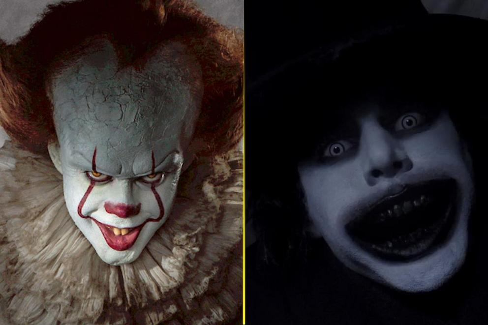 Scariest movie monster: Pennywise or the Babadook?