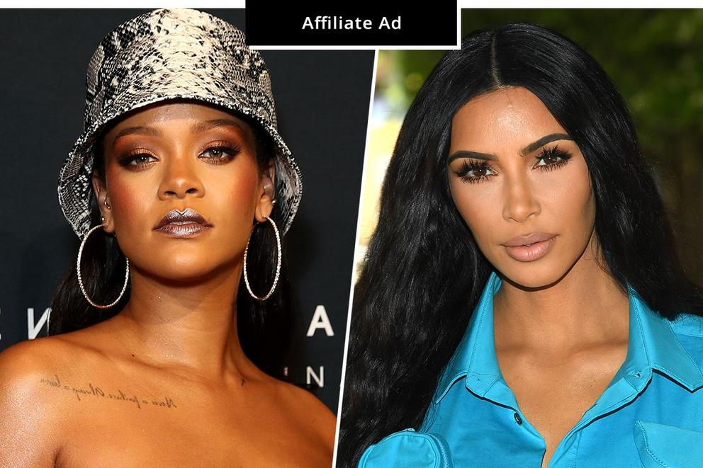 Best celebrity cosmetic line: Fenty Beauty or KKW Beauty?