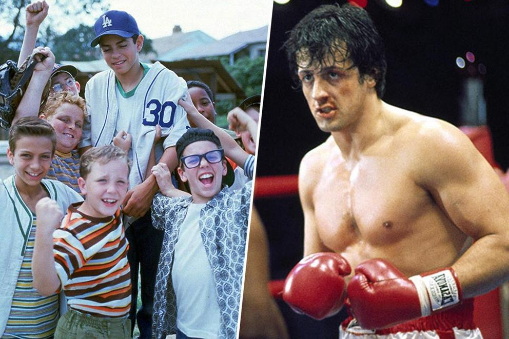 Which film is the most beloved sports movie?