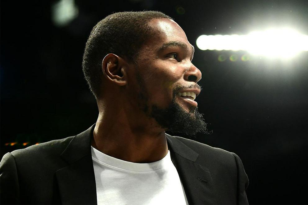 Is Kevin Durant too sensitive?