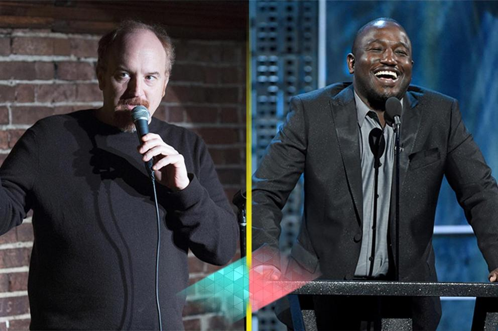Funniest self-deprecating stand-up: Louis C.K. or Hannibal Buress?