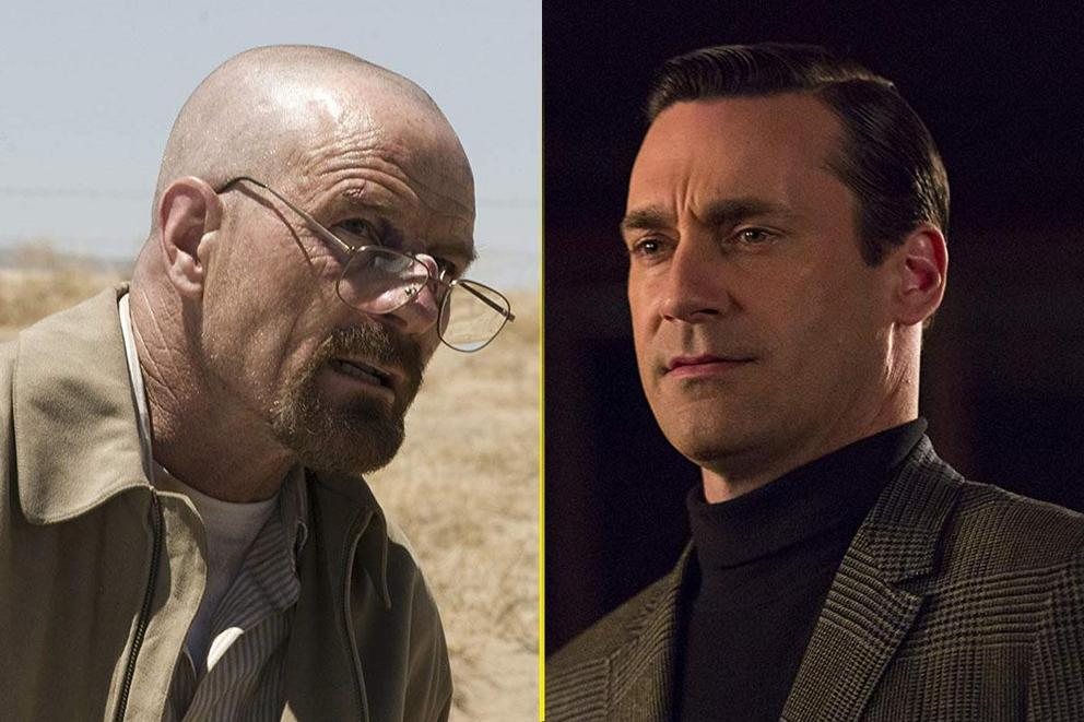 Which AMC series is your favorite: 'Breaking Bad' or 'Mad Men'?
