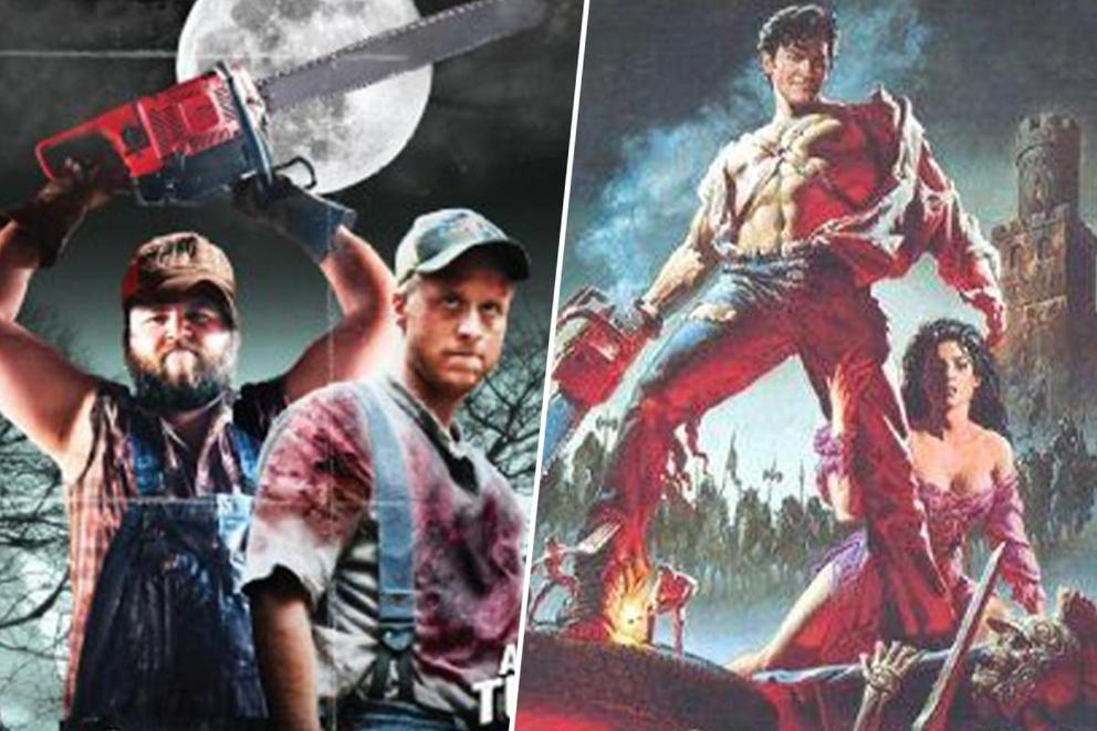 Favorite horror-comedy movie: 'Tucker and Dale vs. Evil' or 'Army of Darkness'?