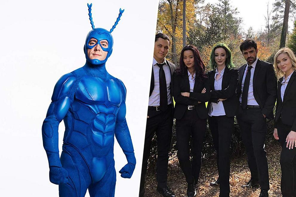 Ultimate '10s superhero show: 'The Tick' or 'The Gifted'?
