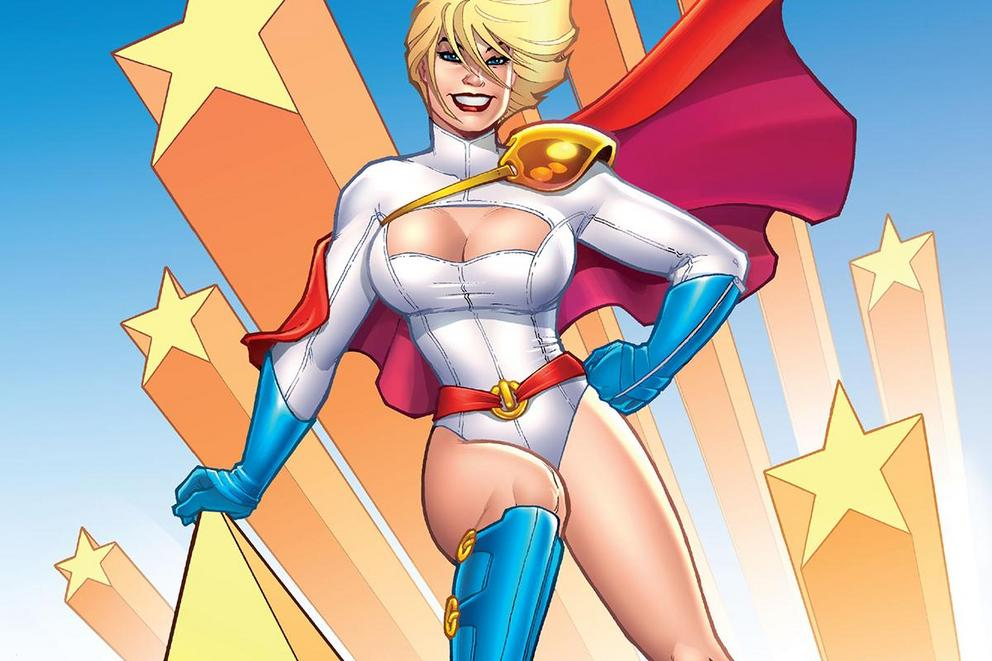 Do comic books objectify female characters?