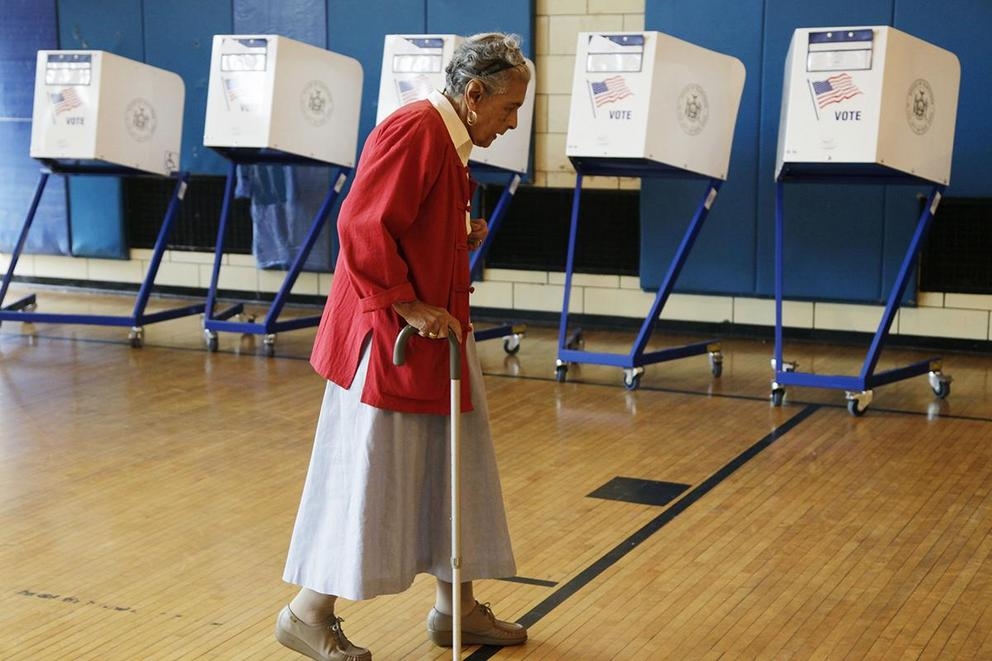 Should there be a maximum voting age?