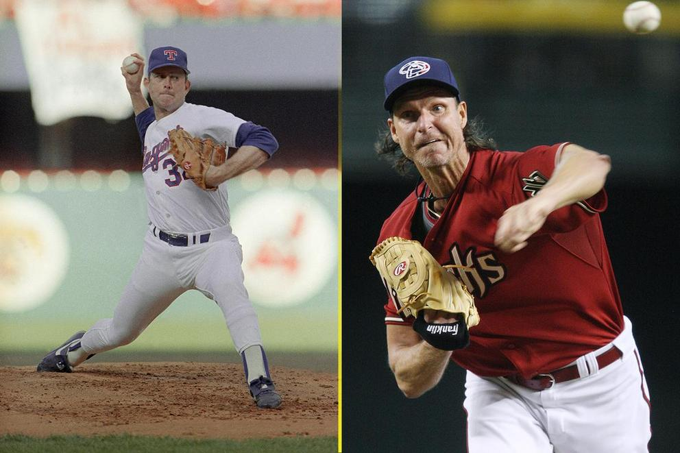 Greatest power pitcher of all time: Nolan Ryan or Randy Johnson?