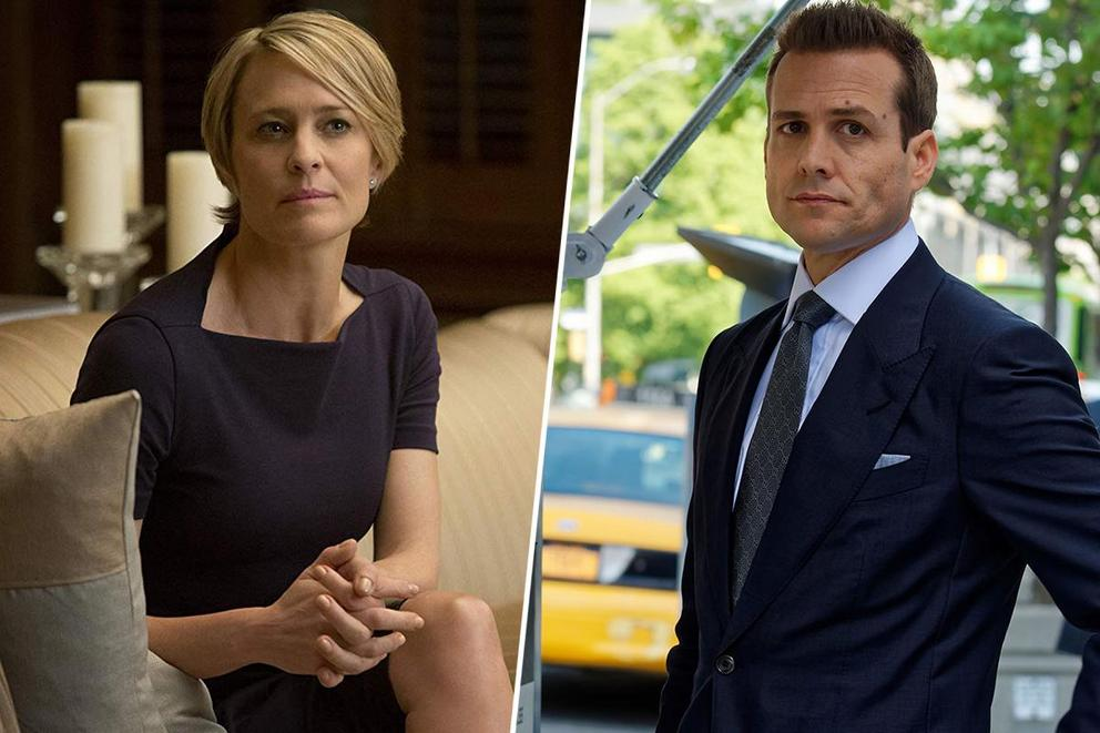 Which show will you miss more: 'House of Cards' or  'Suits'?