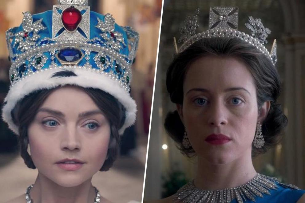 Favorite queenly British historical drama: 'Victoria' or 'The Crown'?