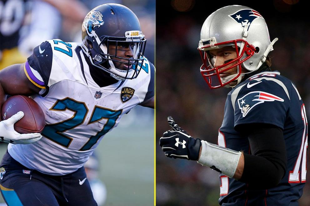 Who will win the AFC Championship: Jacksonville Jaguars vs. New England Patriots?