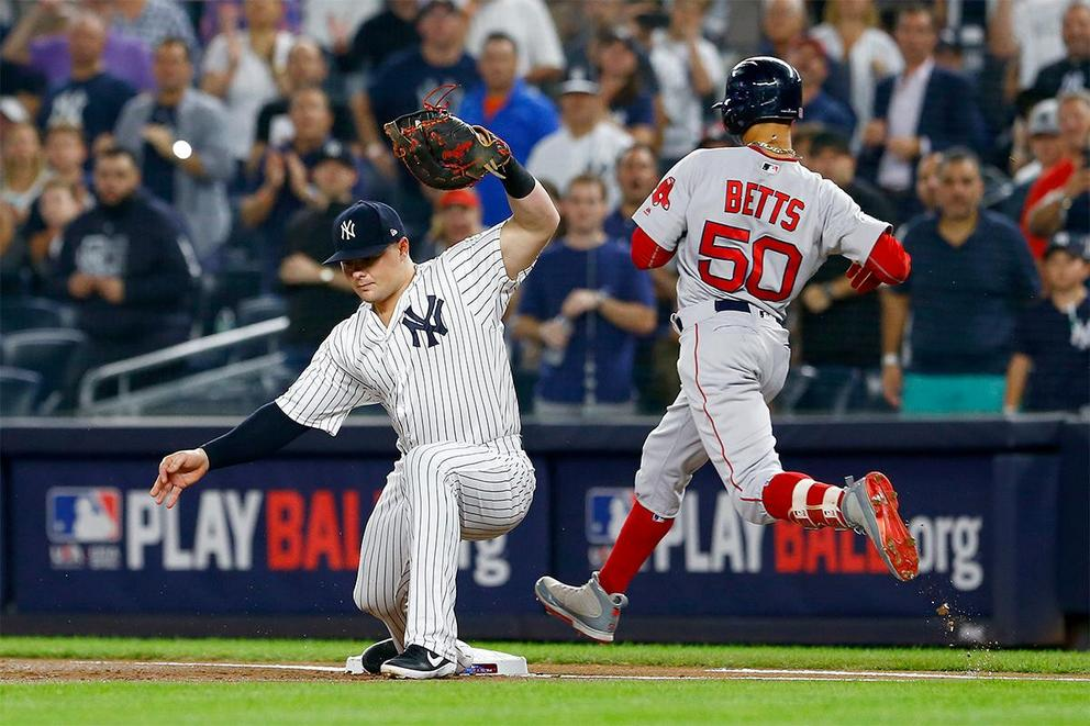 Most legendary MLB franchise: Yankees or Red Sox?