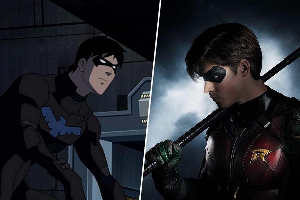 Which DC Universe show do you enjoy more: 'Titans' or 'Young Justice'?