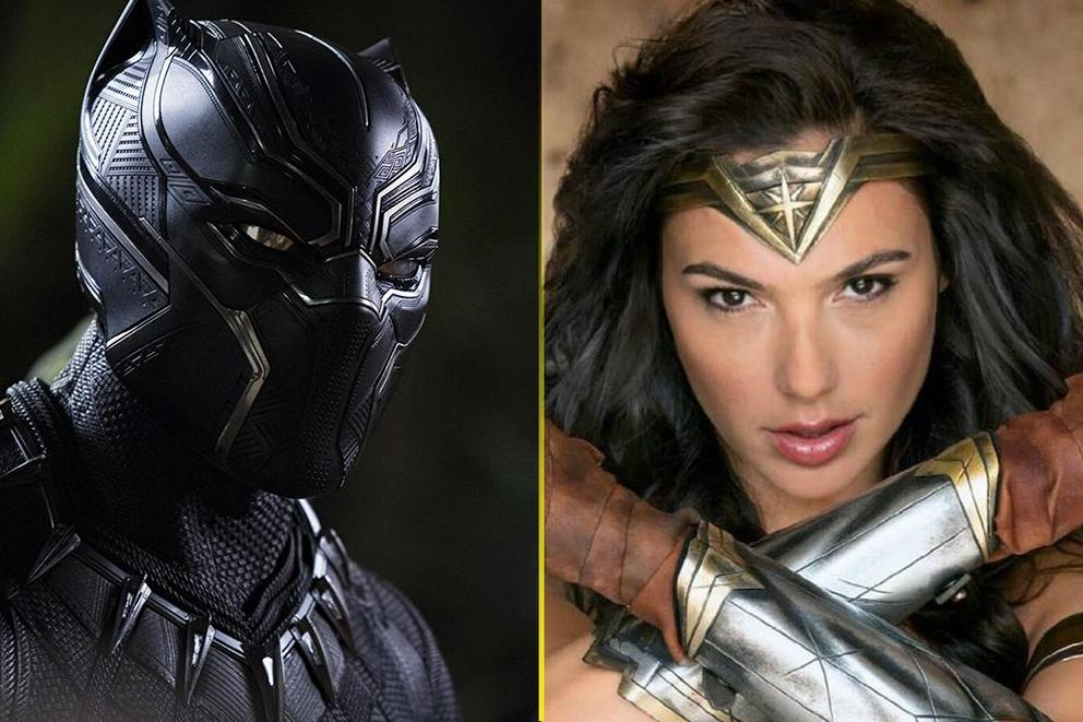MTV Movie & TV Awards Best Movie: 'Black Panther' or 'Wonder Woman'?