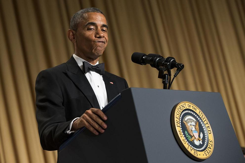 Should we just get rid of the White House Correspondents' Dinner?