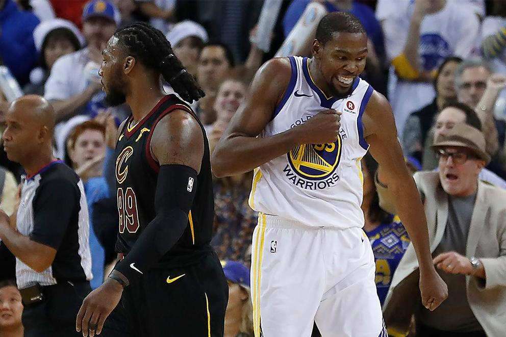 Are the Golden State Warriors a lock for the NBA Finals?