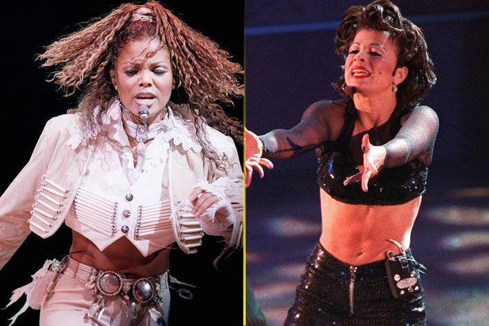Greatest dancing queen of all time: Janet Jackson or Paula Abdul?