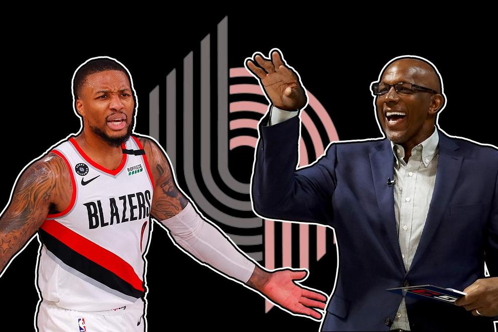 Who is the greatest Portland Trail Blazer ever: Damian Lillard or Clyde Drexler?