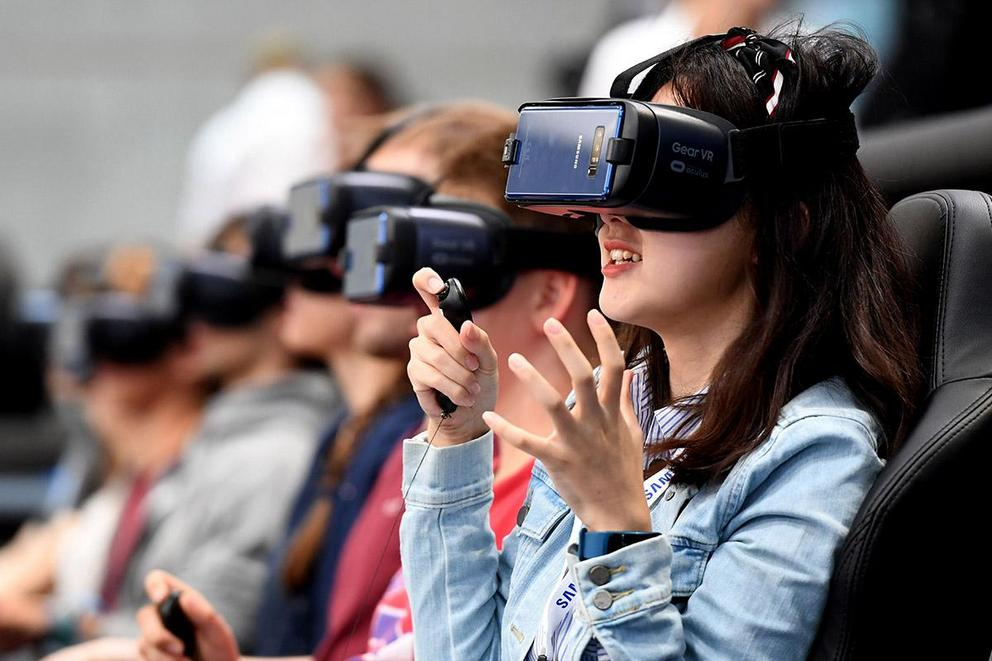 Can virtual reality replace classroom education?