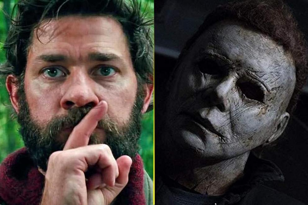 Best horror movie of 2018: 'A Quiet Place' or 'Halloween'?