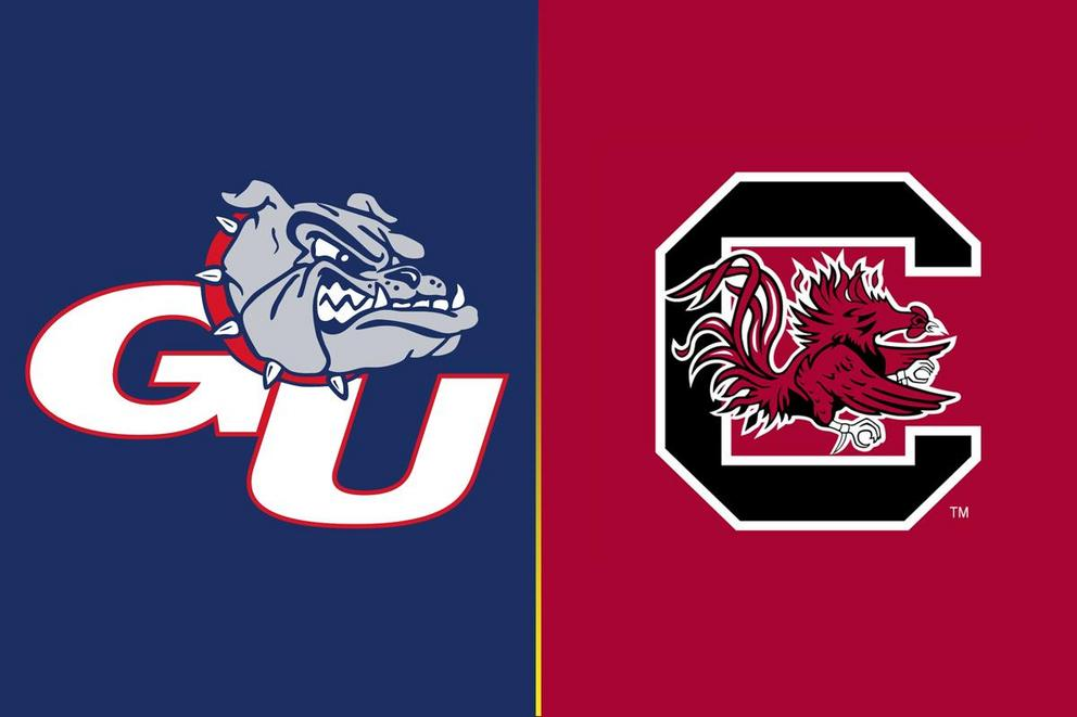 Who's heading to the 2017 NCAA Men's Basketball Championship: Gonzaga or South Carolina?