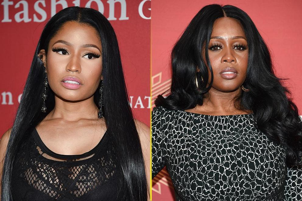 Best Female Hip Hop Artist: Nicki Minaj or Remy Ma?