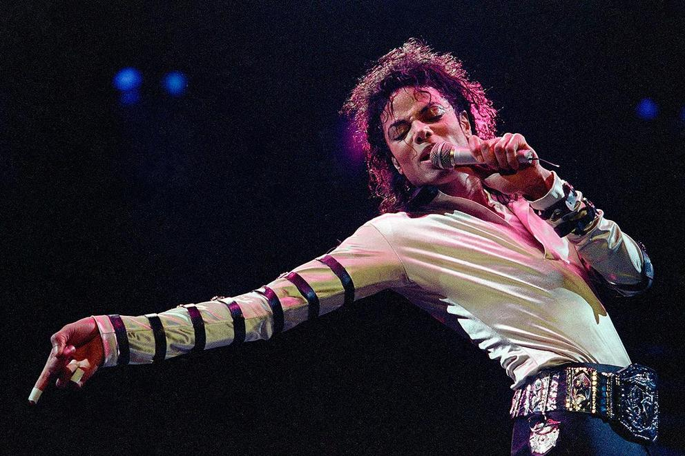 Which classic album is Michael Jackson's best after 'Thriller'?