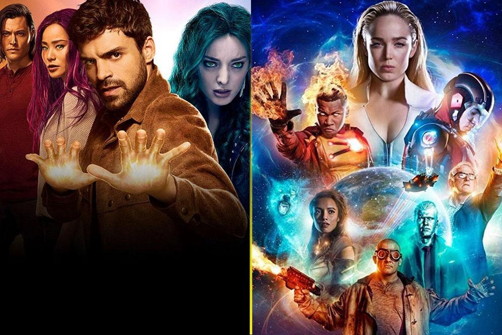 Favorite TV superhero ensemble: 'The Gifted' or 'Legends of Tomorrow'?