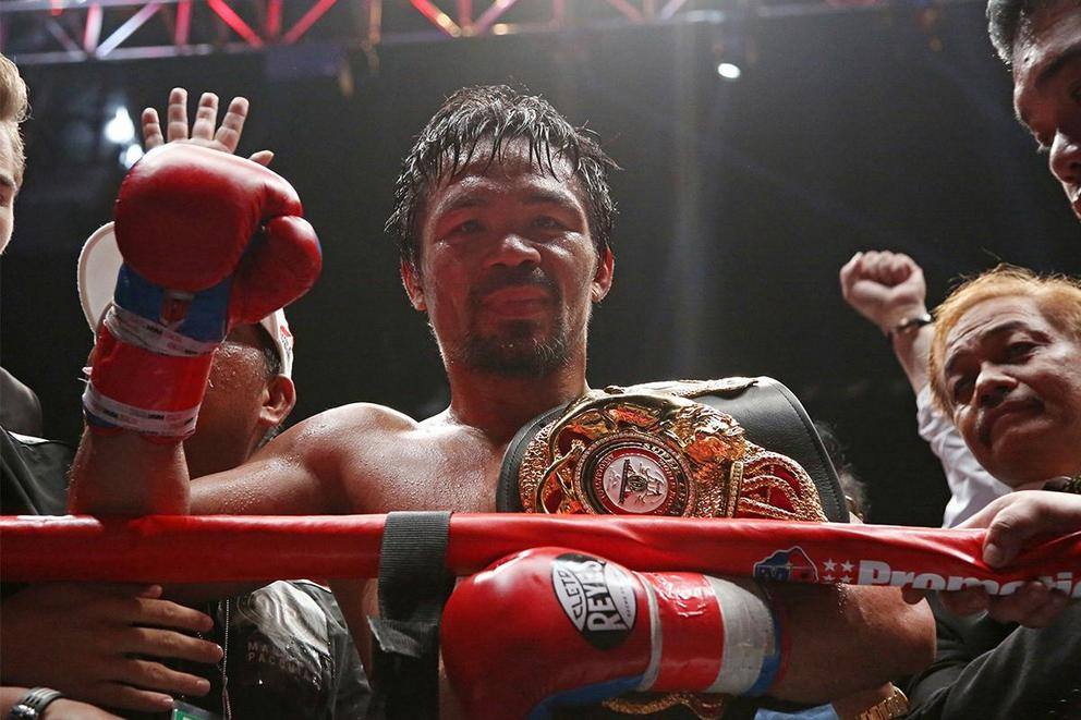 Was Manny Pacquiao's fight rigged?