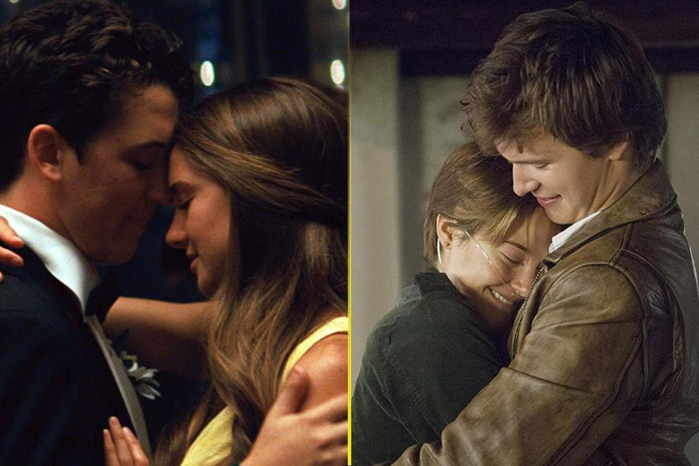 Which Shailene Woodley romantic drama is your favorite?