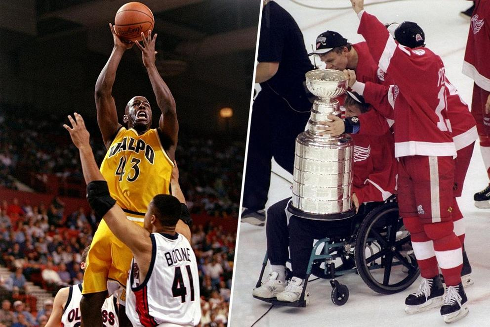 Best sports moment of 1998: Valparaiso's upset or the Red Wings' Stanley Cup win?