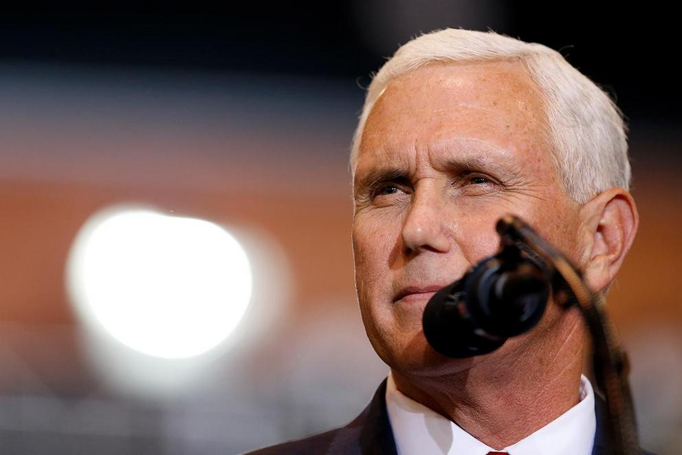 Should Mike Pence run for president in 2020?