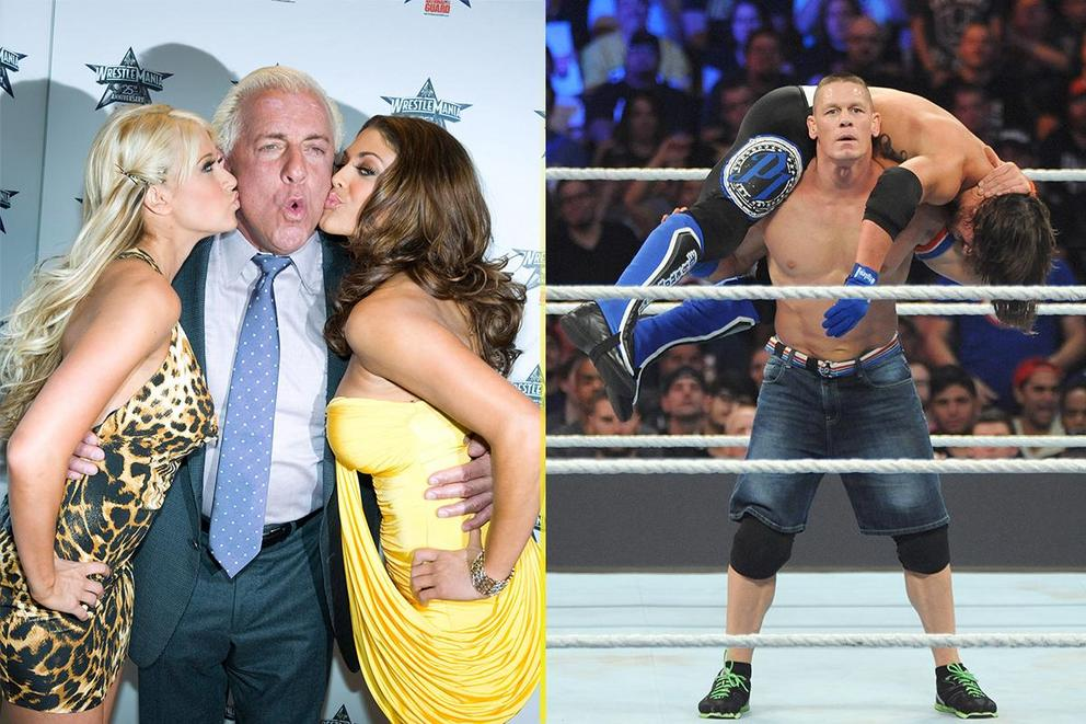 Greatest wrestler of all time: Ric Flair or John Cena?