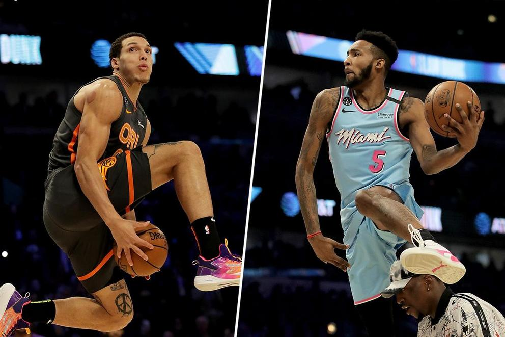 Who really won the NBA Slam Dunk Contest: Aaron Gordon or Derrick Jones Jr.?