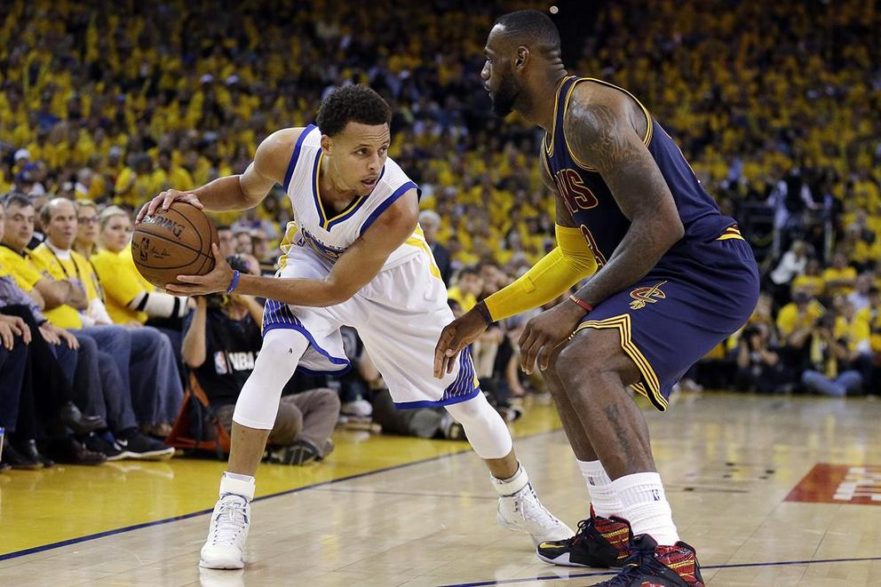 Warriors and Cavaliers face off! Who will emerge victorious?