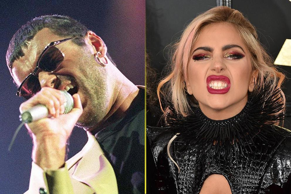 Music's greatest gay icon: George Michael or Lady Gaga?