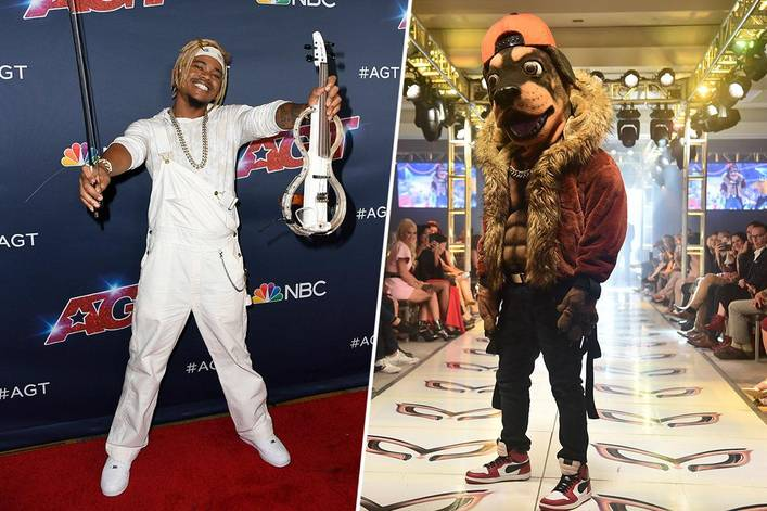 Most unique reality competition: 'America's Got Talent' or 'The Masked Singer'?