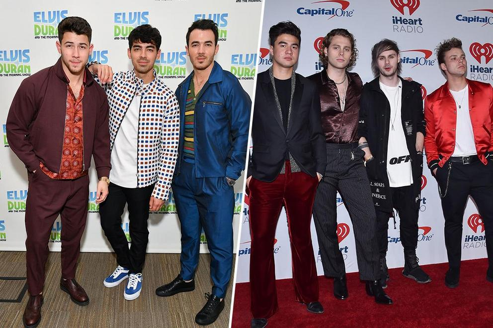 Best band of 2019 so far: Jonas Brothers or 5 Seconds of Summer?