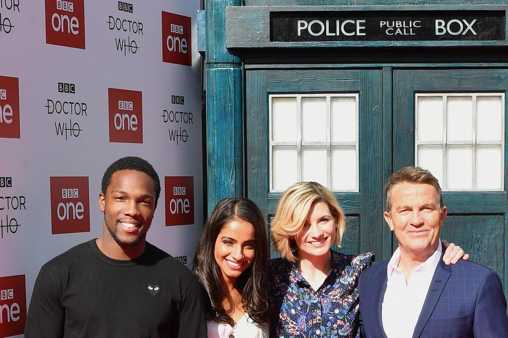 Is 'Doctor Who' back on track?