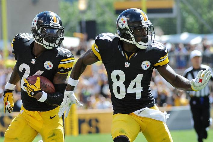 Who Is The Steelers Most Dangerous Weapon Leveon Bell Or Antonio Brown