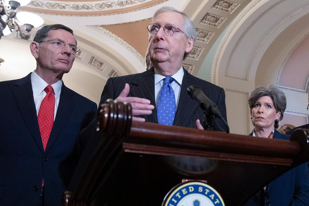 Is Mitch McConnell doing a good job?