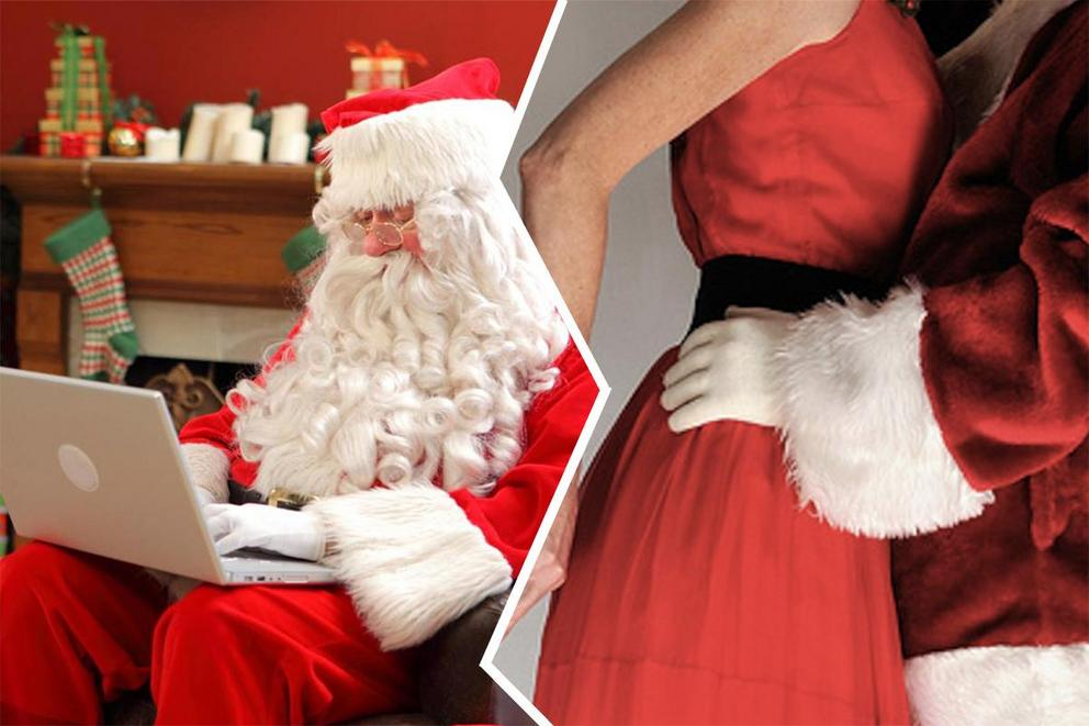 Which Santa Claus-themed Christmas song is the worst?