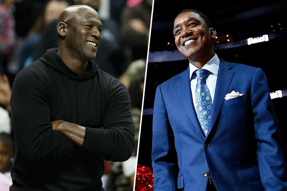 Michael Jordan vs. Isiah Thomas: Who do you stand with?