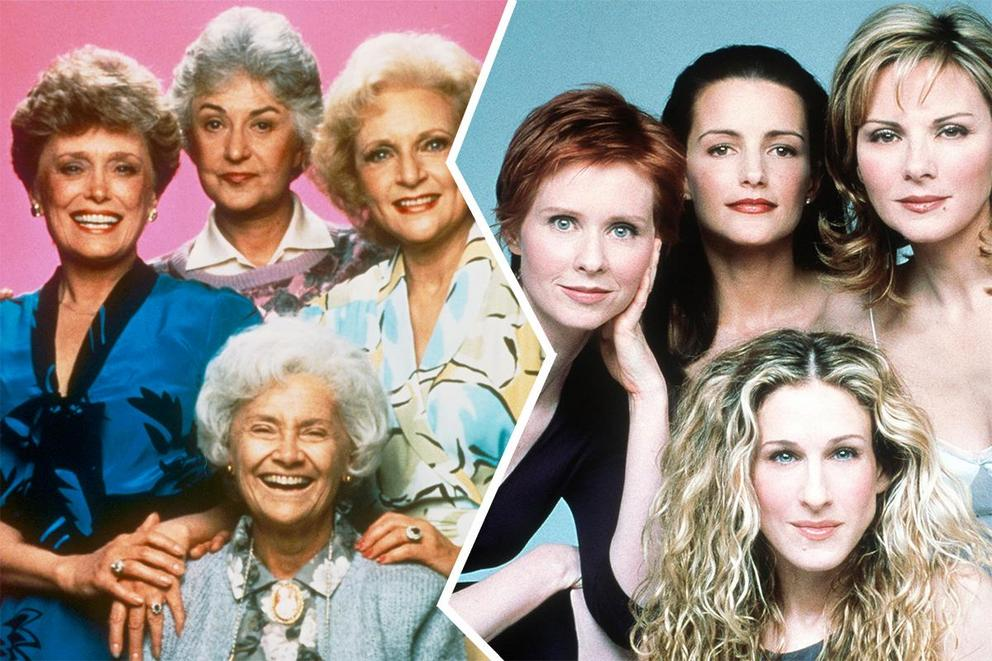 Which show is better: 'Sex and the City' or 'The Golden Girls'?