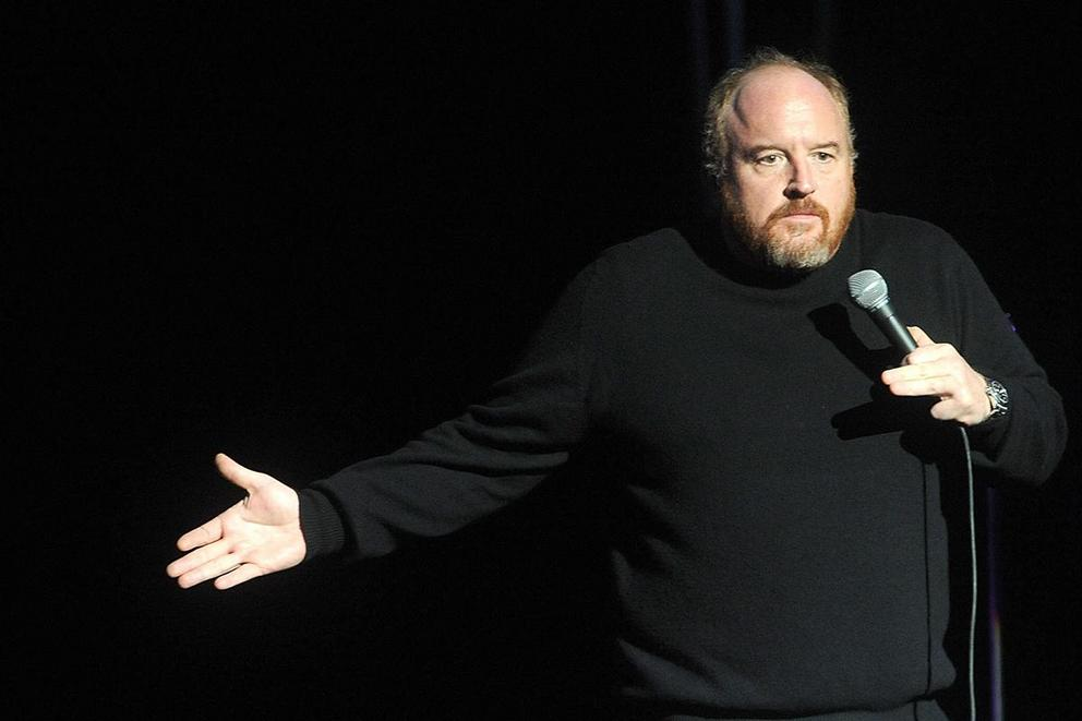 Does Louis C.K. deserve a second chance?