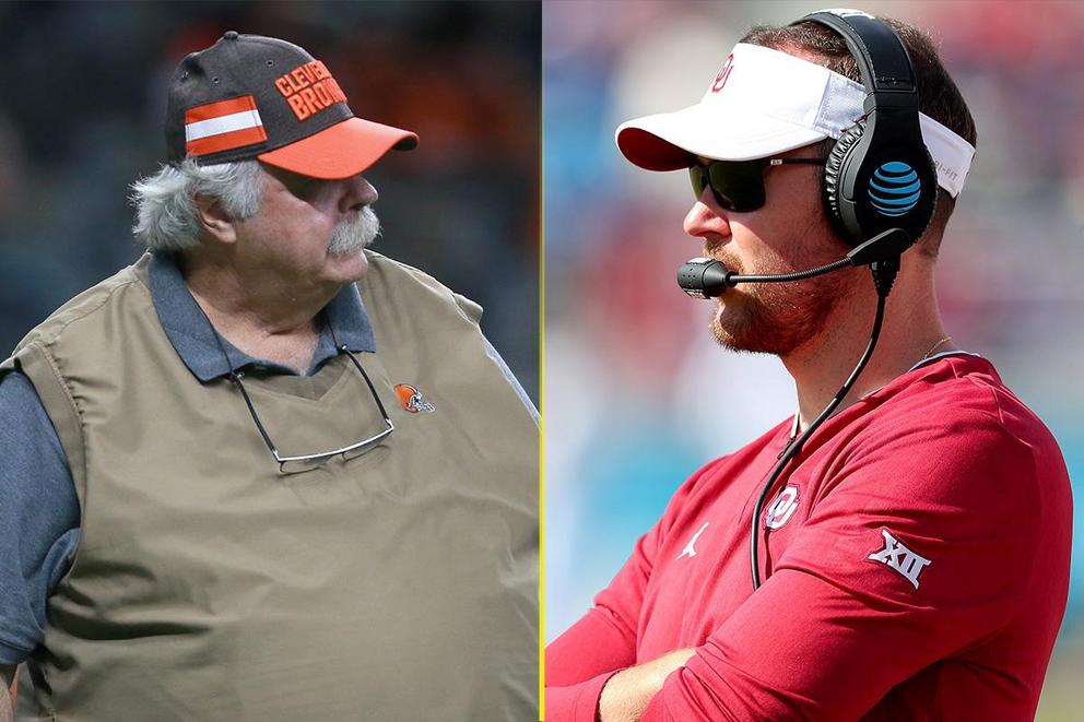 Who should the Cleveland Browns hire as head coach: Bob Wylie or Lincoln Riley?