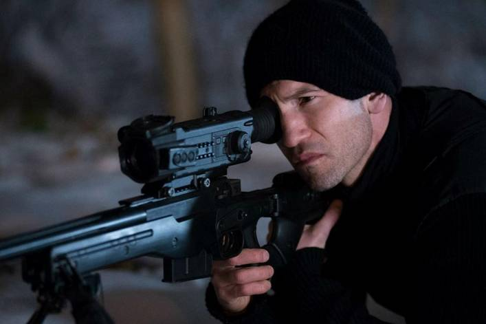Does 'The Punisher' promote gun violence?